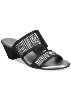 Karen Scott Zana Slide Sandals, Only at Macy's Women's Shoes