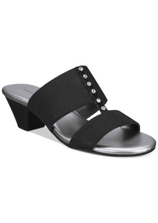 Karen Scott Zarena Slide Sandals, Only at Macy's Women's Shoes