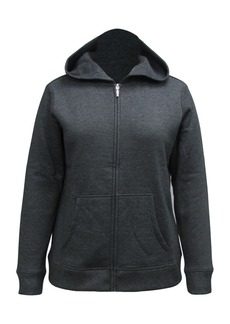 Karen Scott Zip-Front Hooded Sweatshirt, Created for Macy's