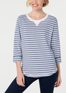 Karen Scott Zoe Sweatshirt, Created for Macy's