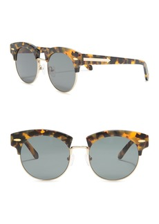 Karen Walker 51mm The Constable Round Sunglasses