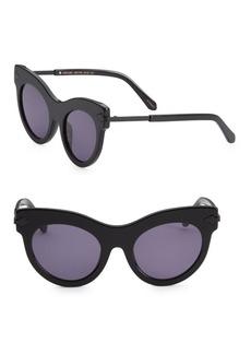 Karen Walker 52MM Miss Lark Cat-Eye Sunglasses