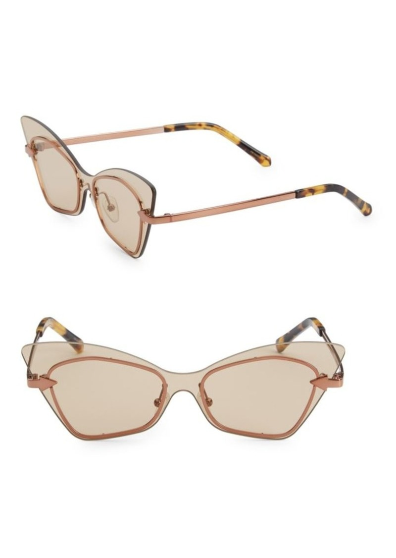 b2b8f99e8555 Karen Walker 53MM Mrs Brill Cat-Eye Sunglasses