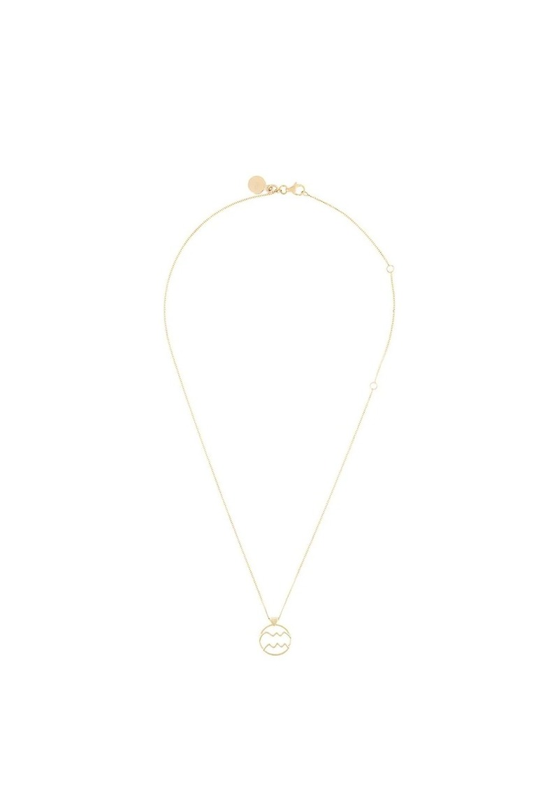 Karen Walker Aquarius necklace