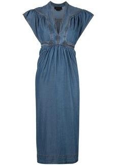 Karen Walker Bayou midi dress