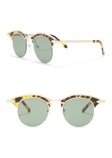 Karen Walker Buccaneer 47mm Sunglasses
