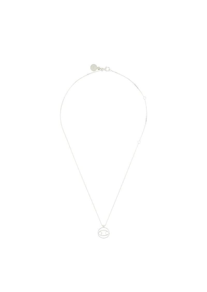 Karen Walker Cancer necklace
