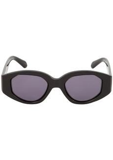 Karen Walker Castaway Black Sunglasses