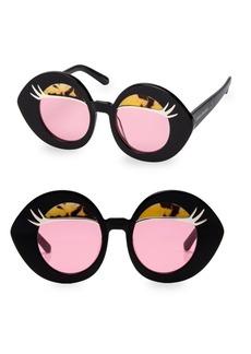 Karen Walker x Disney Eyes For You 44MM Cat's Eye Sunglasses