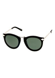 Karen Walker Alternative Fit Harvest Monochromatic Sunglasses