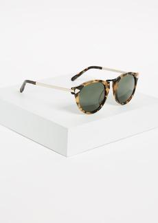 Karen Walker Alternative Fit Helter Skelter Sunglasses