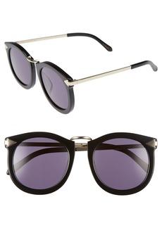 Karen Walker Alternative Fit Super Lunar - Arrowed by Karen 50mm Sunglasses