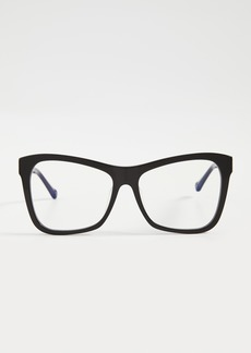 Karen Walker Anning Alternate Fit Blue Light Glasses