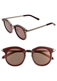 Karen Walker Bounty 47mm Sunglasses
