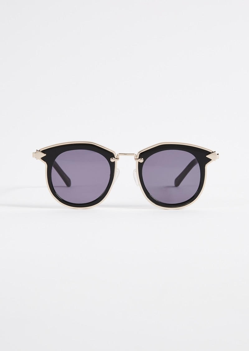 964127b850d Karen Walker Karen Walker Bounty Sunglasses