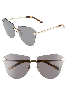 Karen Walker Dancer 60mm Rimless Sunglasses
