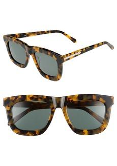 Karen Walker Deep Worship 55mm Sunglasses