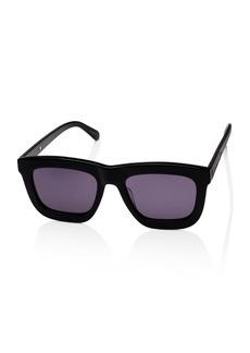 Karen Walker Deep Worship Square Monochromatic Sunglasses