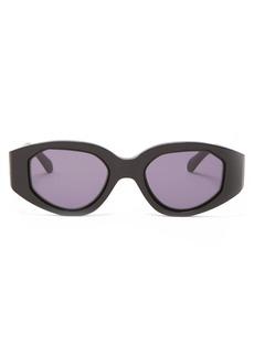 Karen Walker Eyewear Castaway cat-eye acetate sunglasses