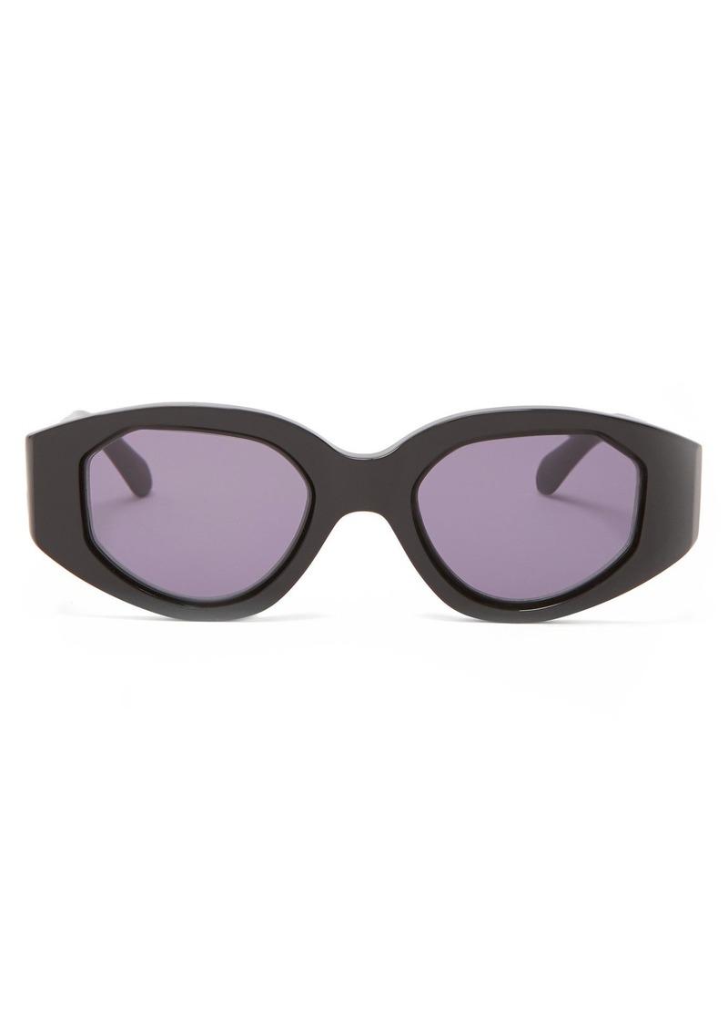 ae43faa58502 Karen Walker Karen Walker Eyewear Castaway cat-eye acetate ...