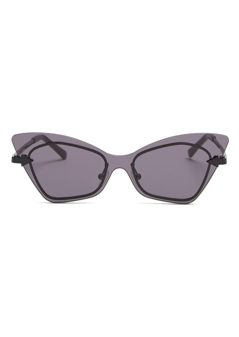 c8756bdd4b9f Karen Walker Karen Walker Eyewear Mrs Brill cat-eye acetate ...