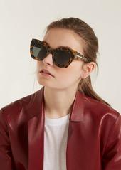 aacfd5c55ed ... Karen Walker Eyewear Northern Lights cat-eye acetate sunglasses ...