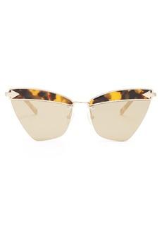 Karen Walker Eyewear Sadie cat-eye sunglasses