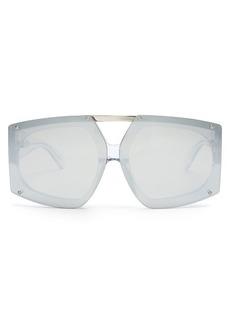 Karen Walker Eyewear Salvador shield-frame sunglasses