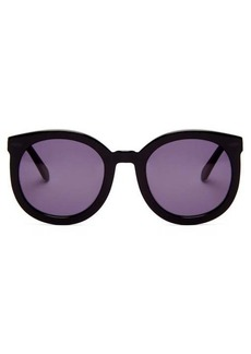 Karen Walker Eyewear Super Duper Strength acetate sunglasses