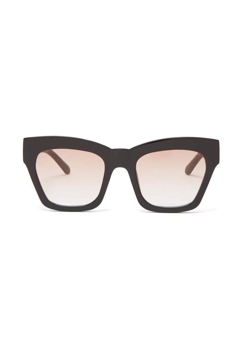 af5af355c1 Karen Walker Karen Walker Eyewear Treasure acetate cat-eye ...