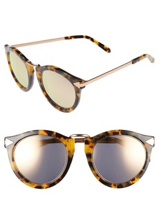 Karen Walker 'Harvest - Superstars' 51mm Retro Sunglasses