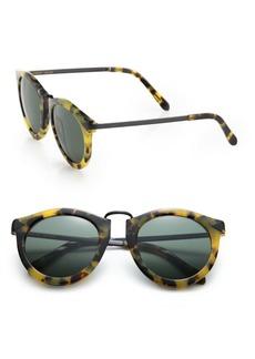 Karen Walker Harvest 51MM Round Sunglasses