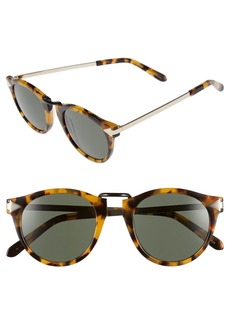 Karen Walker 'Helter Skelter' 48mm Retro Sunglasses
