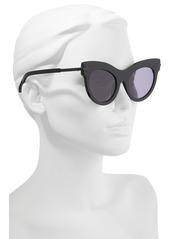 6f4296677f5b Karen Walker Karen Walker Miss Lark 52mm Cat Eye Sunglasses | Sunglasses