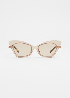 Karen Walker Mrs Brill Sunglasses