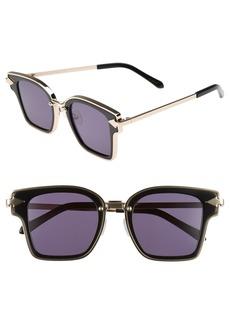 Karen Walker Rebellion 49mm Sunglasses