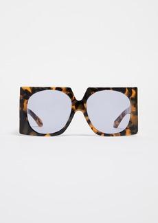 Karen Walker Return to Sender Sunglasses