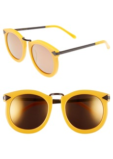 Karen Walker 'Super Lunar - Arrowed by Karen' 52mm Sunglasses