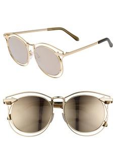 Karen Walker Superstars - Simone 54mm Sunglasses