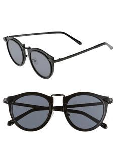 Karen Walker Superstars - Solar 50mm Retro Sunglasses