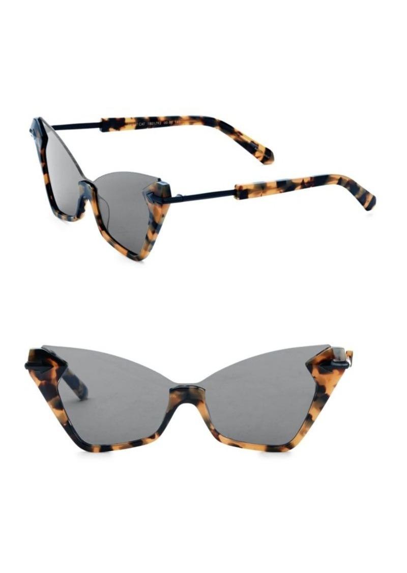 4988c1d80d Karen Walker Sweet Cat Cat-Eye Sunglasses