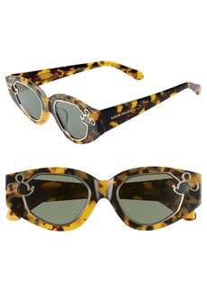 Karen Walker x Disney Mickey Mouse Cast of Two 54mm Sunglasses