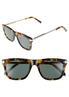 Karen Walker x Monumental Voltaire 51mm Polarized Sunglasses