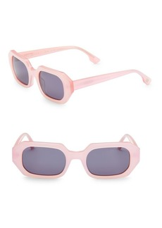 Karen Walker La Dolce Vita 48MM Square Sunglasses
