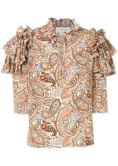 Karen Walker Lydia blouse