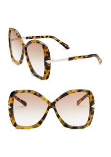 Karen Walker Mary Square Sunglasses