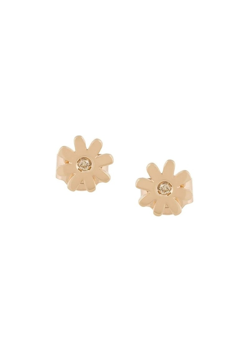 Karen Walker Mini Daisy Stud earrings