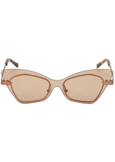 Karen Walker Mrs Brill Crazy Tort Sunglasses