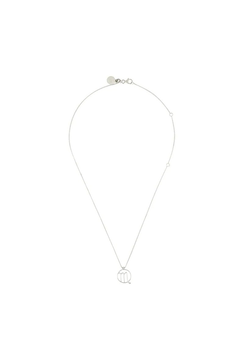Karen Walker Scorpio necklace