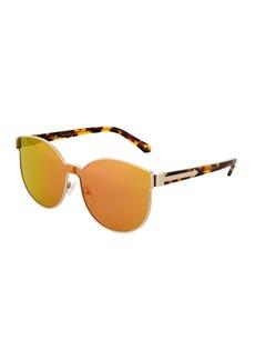 Karen Walker Star Sailor Mirrored Sunglasses